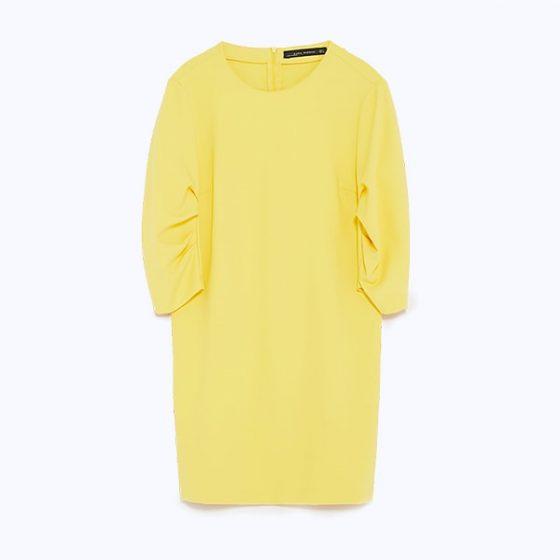 Asymmetric Ruffle Shirt